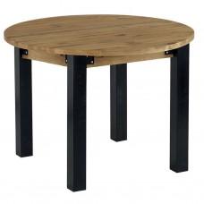 Стол круглый LUGANO 110 из массива сосны