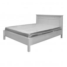 Кровать Рауна М-140М БИ белый воск