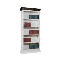 Стеллажи и шкафы для книг