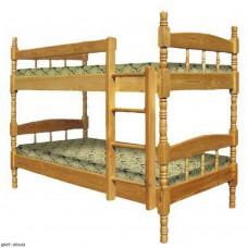 Двухъярусная кровать Скаут-2