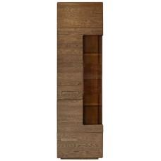 Шкаф-витрина «Хедмарк 2242Бр» БМ760