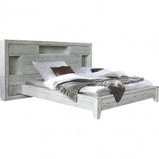 Кровать двойная 2-16 «Концепт 2458Бр» БМ781