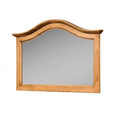 Зеркало Лотос, лак/старение