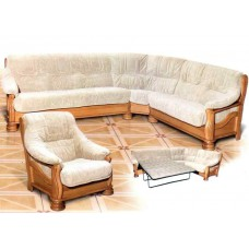 Диван-кровать угловой 3ДУ2 Цезарь