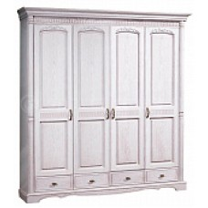 Шкаф 4-х дверный без зеркала Паола