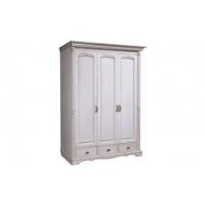 Шкаф 3-х дверный без зеркала Паола