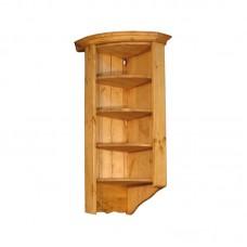 Шкаф настенный радиусный