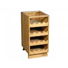 Шкаф-стол бутылочница