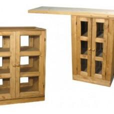 Шкаф-стол барный двери с 2-х сторон