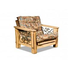 Кресло Викинг 02 (с мягким элементом)