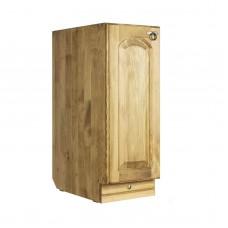 Шкаф-стол (300 мм) «Викинг GL» (с полкой)