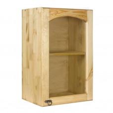Шкаф настенный (300 мм) «Викинг GL» (дверь стекло)
