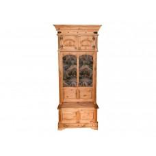 Шкаф комбинированный для прихожей «Викинг» 05