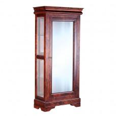 Шкаф с витриной ОВ 28.06