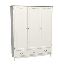 Шкаф 3х дверный Верден с глухими дверями