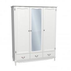Шкаф 3х дверный Верден с зеркалом