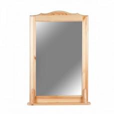Зеркало 65 с полкой